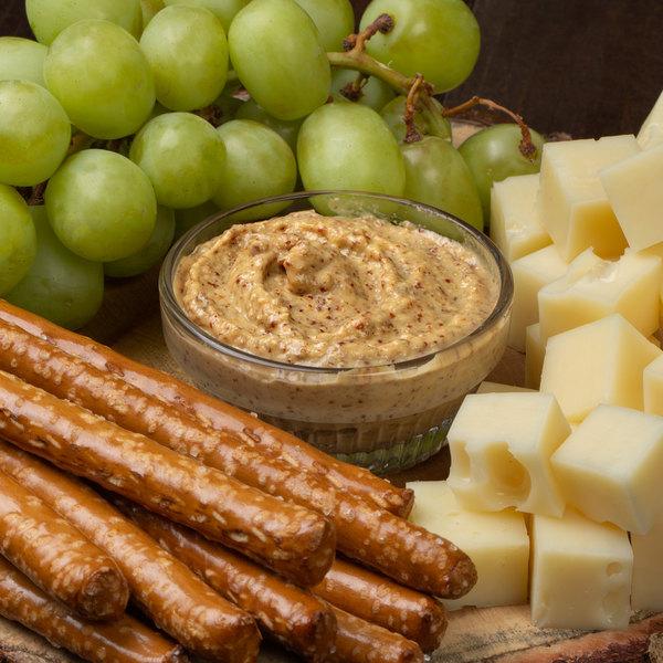 Pilsudski 9 oz. Polish Style Horseradish Mustard - 12/Case Main Image 3