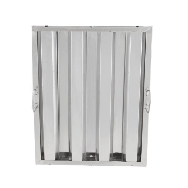"Regency 20"" x 16"" x 2"" Stainless Steel Hood Filter"