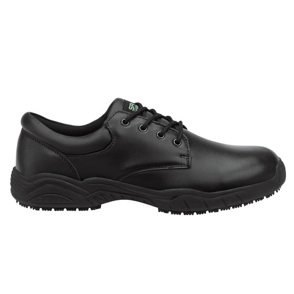 SR Max SRM1800 Providence Men's Black Soft Toe Non-Slip Oxford Dress Shoe