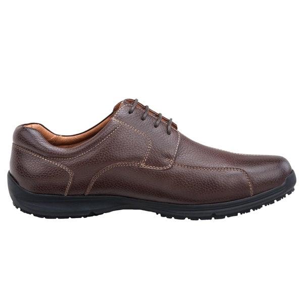 565ce5b20c31 SR Max SRM3750 Atlanta Men s Brown Soft Toe Non-Slip Oxford ...