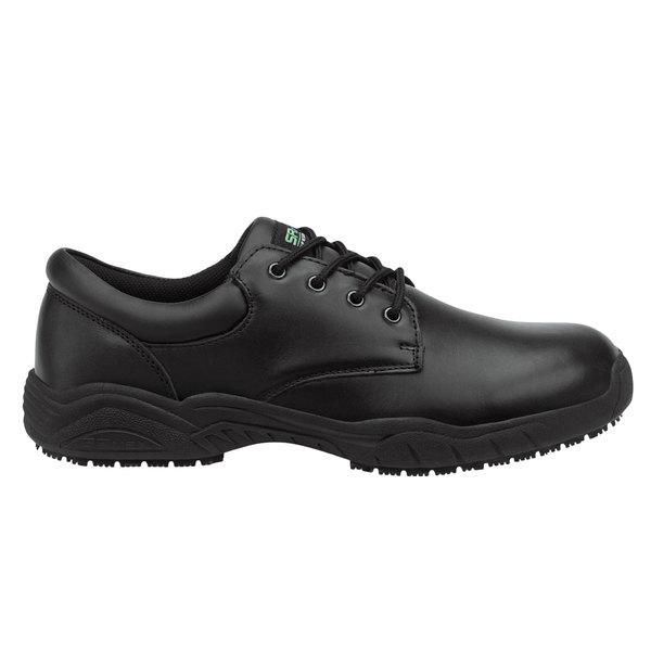 SR Max SRM180 Providence Women's Black Soft Toe Non-Slip Oxford Dress Shoe Main Image 1