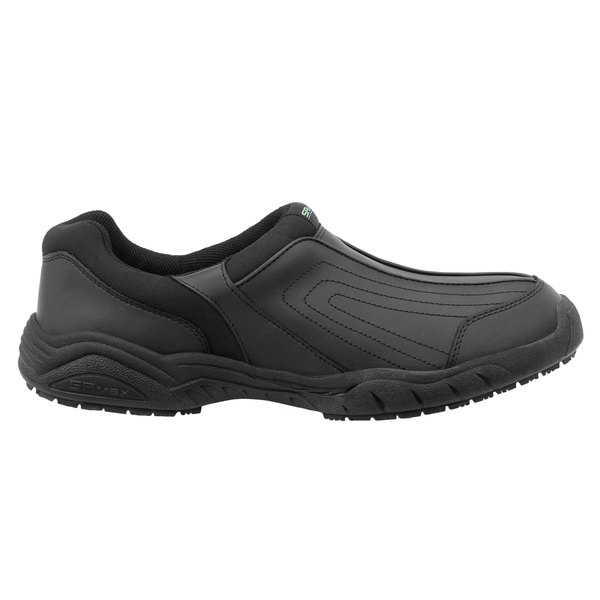 SR Max SRM1400 Charlotte Men's Black Soft Toe Non-Slip Casual Shoe