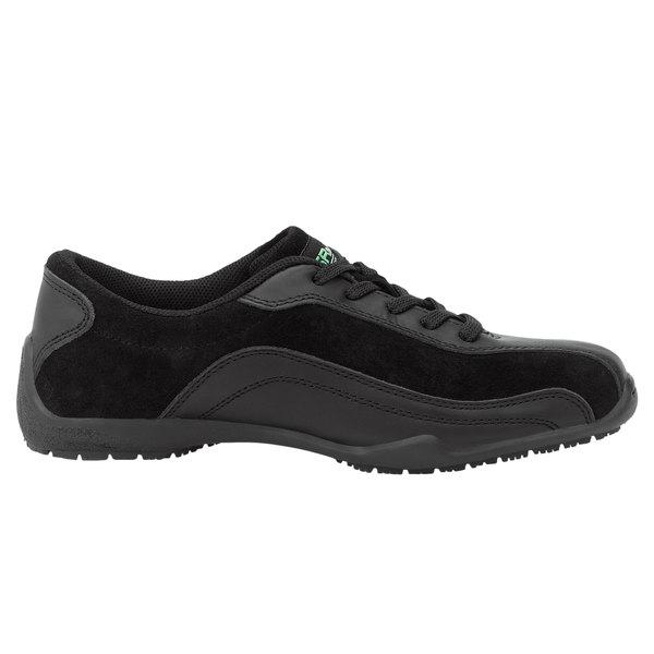 SR Max SRM170 Malibu Women's Black Soft Toe Non-Slip Casual Shoe