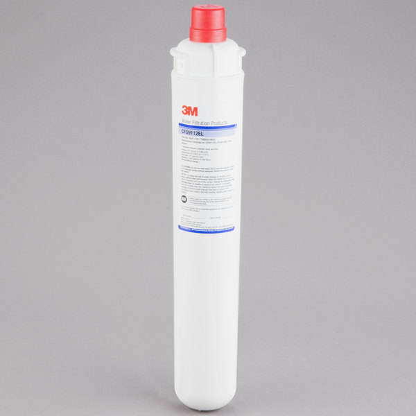 """3M Water Filtration Products 5631701 18 11/16"""" Retrofit Sediment, Chlorine Taste and Odor Reduction Cartridge - 1 Micron and 1.67 GPM"""