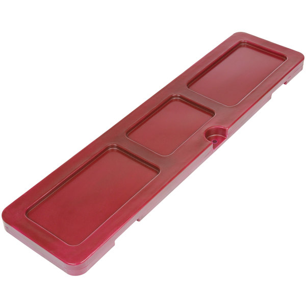 IRP Red Locking Lid for Arctic 720 Mobile 288 Qt. Cooler