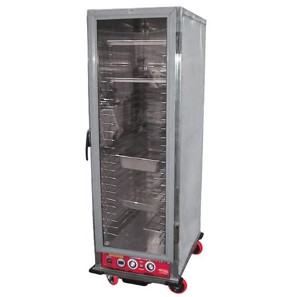 Winholt NHPL-1825-UNC-DGT Non-Insulated Heater / Proofer Cabinet with Digital Drawer - 120V Main Image 1