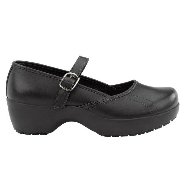 SR Max SRM136 Vienna Women's Black Soft Toe Non-Slip Casual Shoe