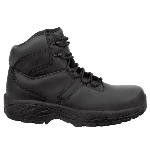 SR Max SRM2600 Kobuk Men's Black Waterproof Soft Toe Non-Slip Hiker Boot