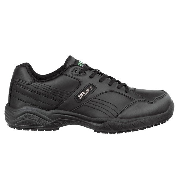 SR Max SRM6100 Dover Men's Black Soft Toe Non-Slip Nonmetallic Athletic Shoe