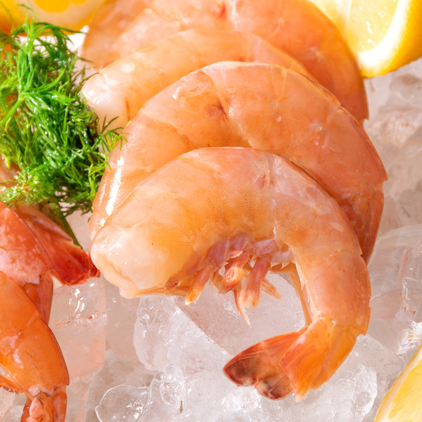 Linton S Seafood 1 Lb Shell On Raw Gulf Jumbo Shrimp