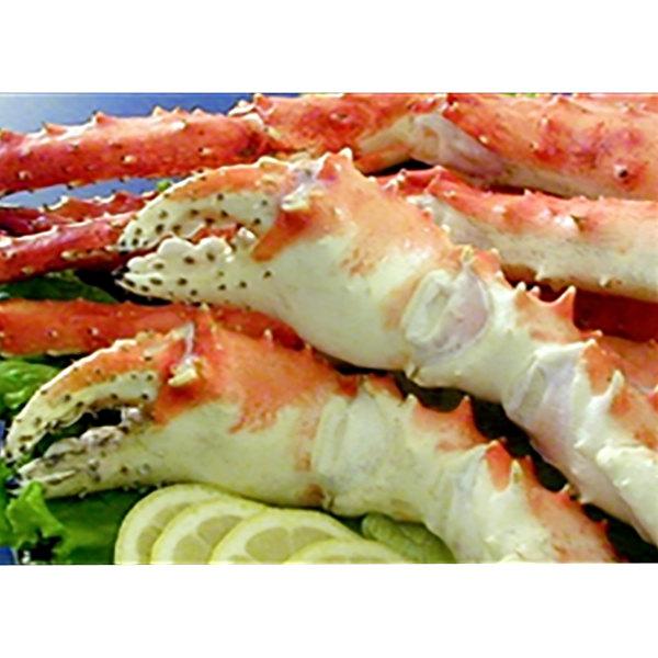 Linton's 5 lb. Frozen Alaskan King Crab Claws Main Image 1