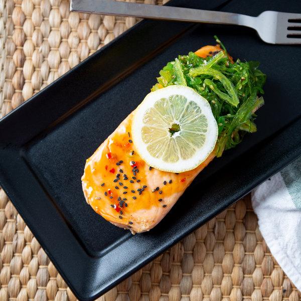 Linton's Seafood 8 oz. Salmon Fillet - 2/Case