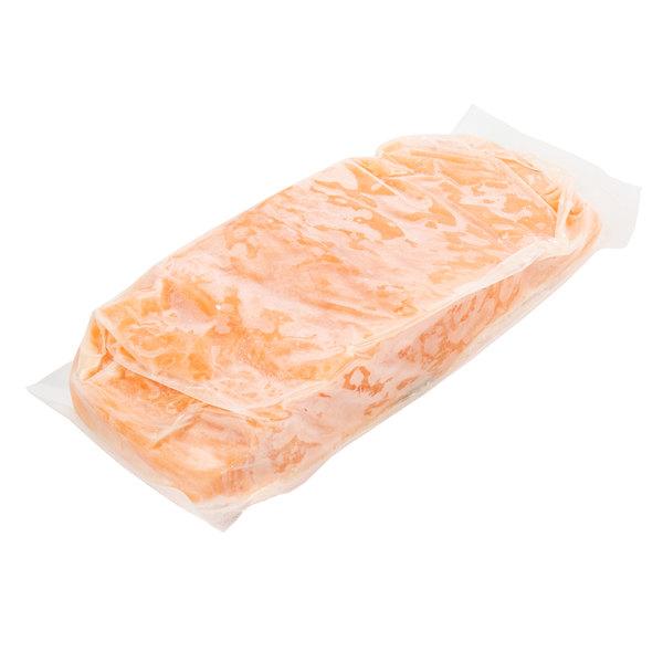 Linton's 8 oz. Salmon Fillet Portions - 2/Case