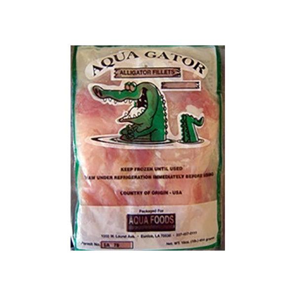 5 lb. Cut Alligator Tail