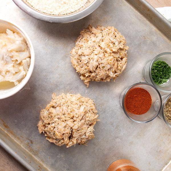 Linton's Seafood 1 lb. Jumbo Lump Maryland Blue Crab Meat