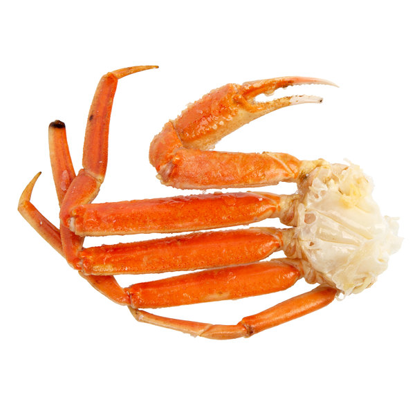 Linton's Seafood 10 lb  Frozen Snow Crab Legs