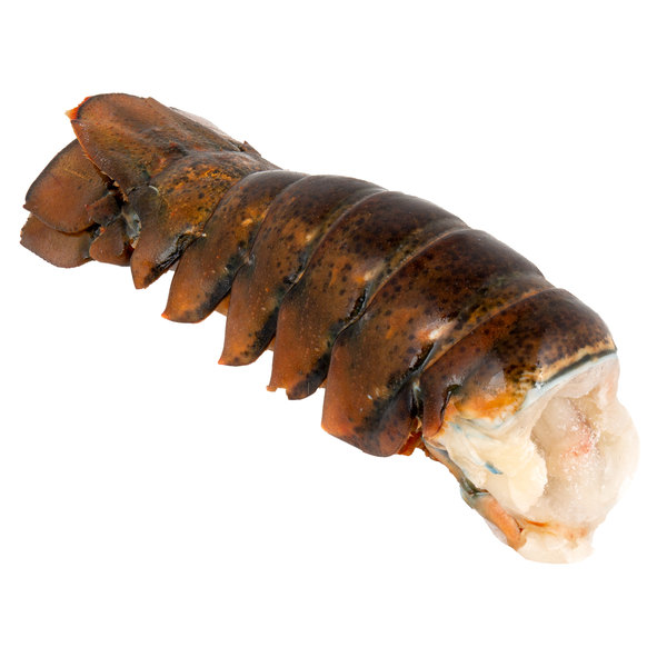 Linton's Seafood 14-16 oz. Maine Lobster Tails - 4/Case