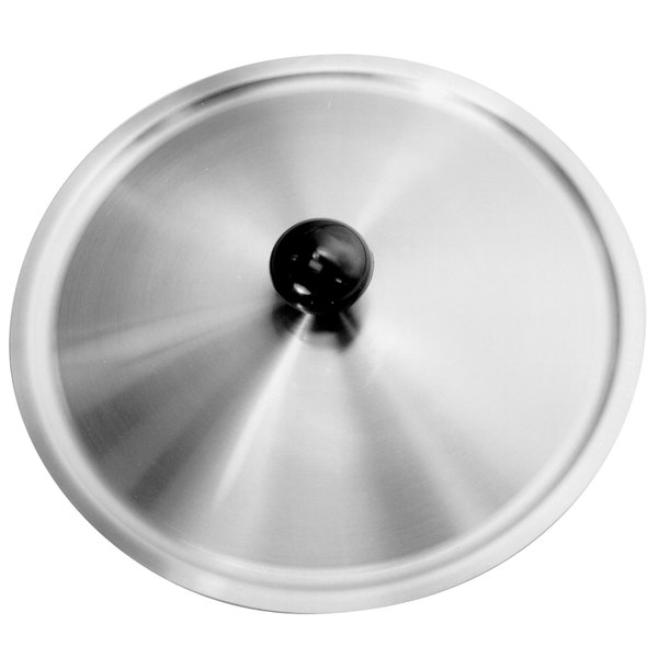 Cleveland CL100 100 Gallon Lift-Off Kettle Cover Main Image 1