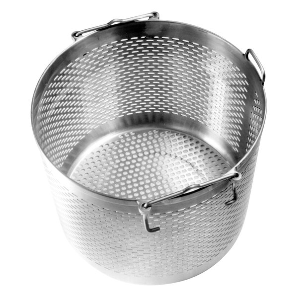 Cleveland BS6 6 Gallon Stainless Steel Cooking Basket Main Image 1