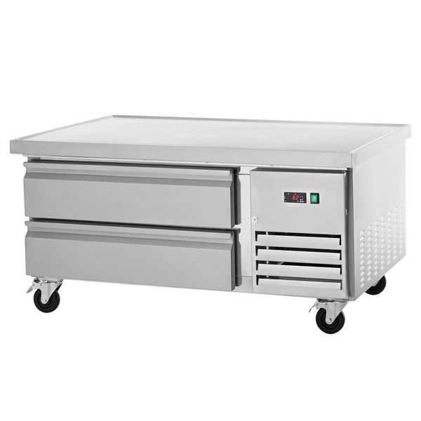 """Arctic Air ARCB36 38"""" Two Drawer Refrigerated Chef Base Main Image 1"""