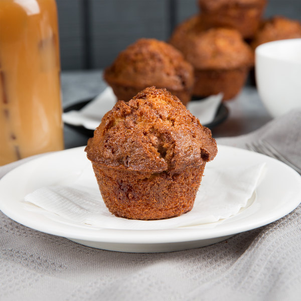 Bake'n Joy Ultra Moist 8 lb. Scoop and Bake Cinnamon Coffee Cake Batter