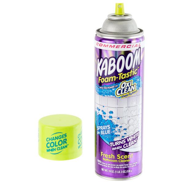 Kaboom Foam Tastic 19 Oz Fresh Scent Bathroom Cleaner