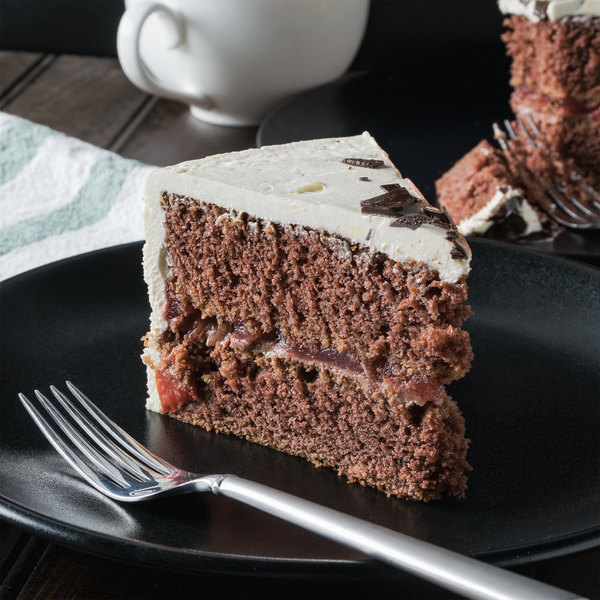 "Pellman 9"" Black Forest Cake - 4/Case Main Image 3"