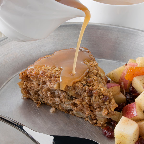 "Pellman 9"" Apple Walnut Crumb Cake - 6/Case Main Image 3"