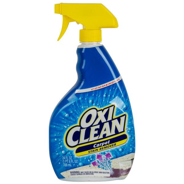 Oxiclean Carpet Stain Remover Spray 24 Oz