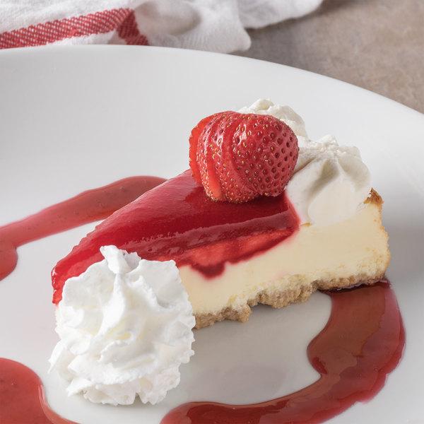 "Pellman 9"" Strawberries 'N Cream Cheesecake"