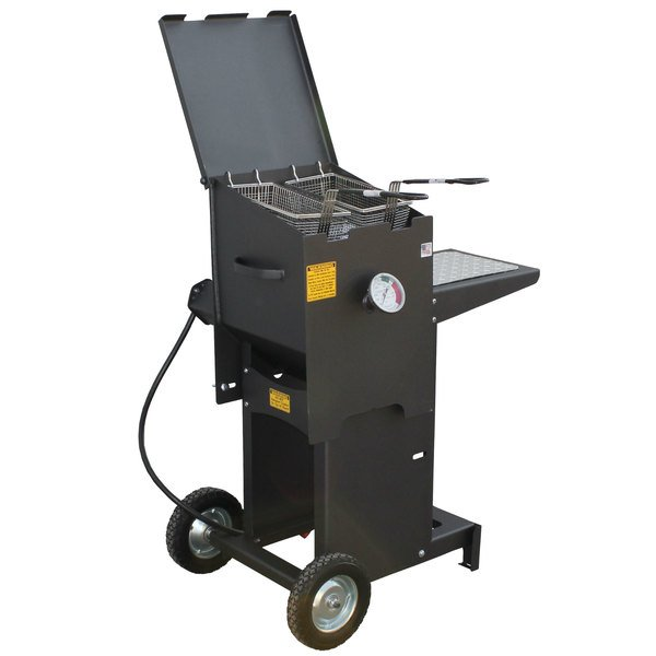 Image result for propane deep fryer