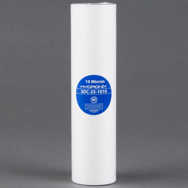 Everpure EC-110 Equivalent Pre-Filter Drop In Replacement Cartridge - 10 Micron and 6 GPM