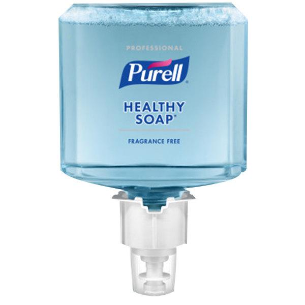 Purell® 5074-02 Professional Healthy Soap™ ES4 1200 mL Mild Foam Hand Soap - 2/Case