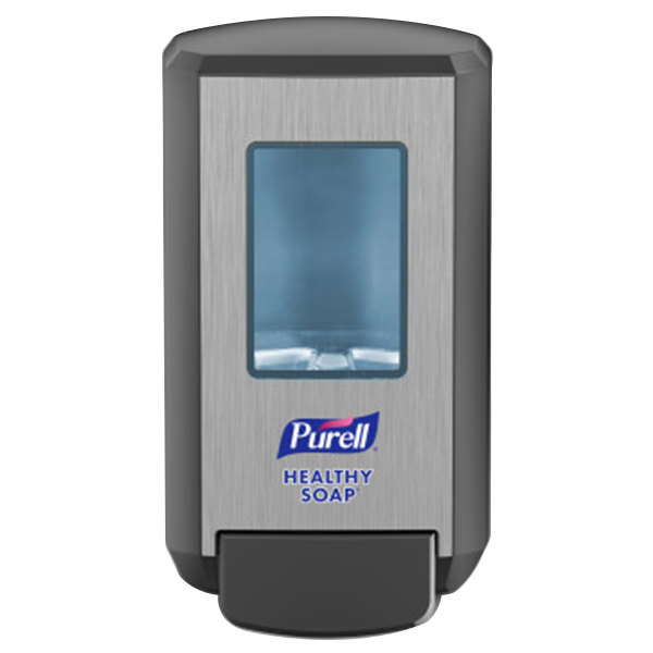 Purell® 5134-01 Healthy Soap® CS4 1250 mL Graphite Gray Manual Hand Soap Dispenser