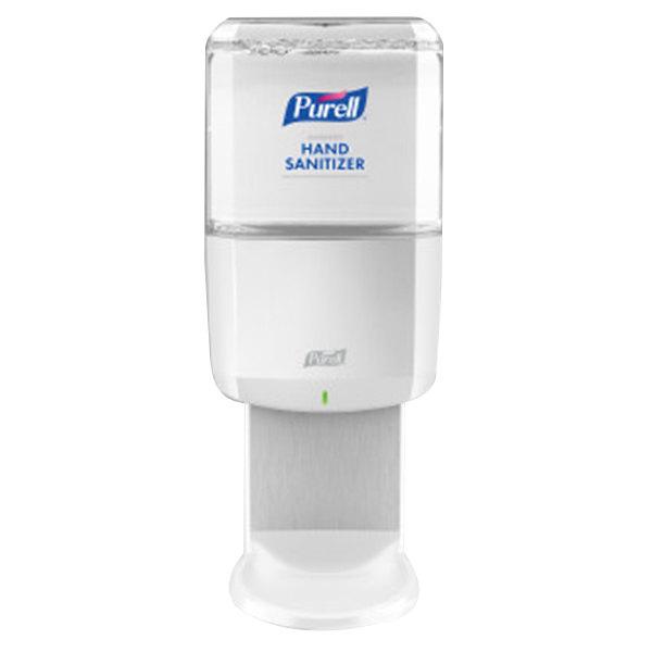 Purell® 6420-01 ES6 1200 mL White Automatic Hand Sanitizer Dispenser Main Image 1