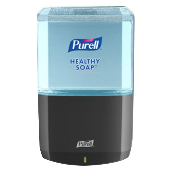 Purell® 7734-01 ES8 1200 mL Graphite Automatic Hand Soap Dispenser Main Image 1