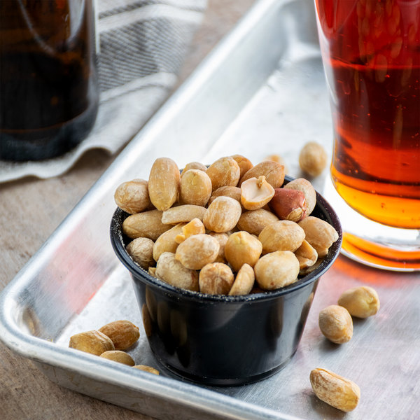 5 lb. Extra Large Roasted Salted Blanched Peanuts Main Image 3