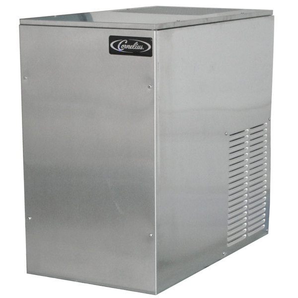 """Cornelius WCC-700WA 14 1/2"""" Water Cooled Chunklet Ice Maker - 616 lb."""