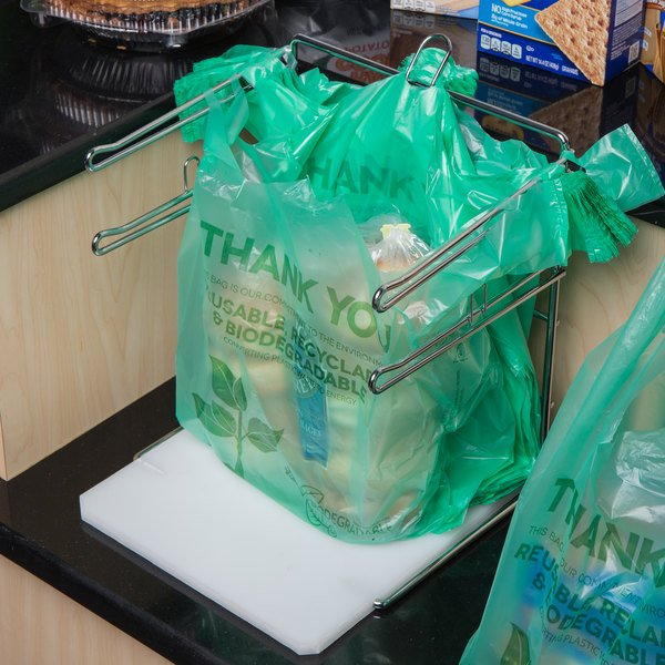 T Shirt Bag Stand Grocery Bag Stands At Low Prices