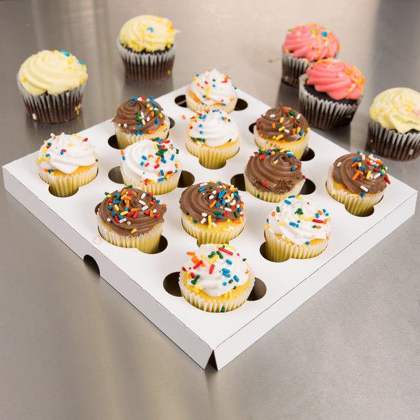 Mini Reversible Tote Cupcakes