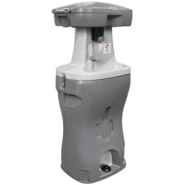 PolyJohn BRA2-2000 Bravo 22 Gallon Heated Portable Dual Hand Washing Station
