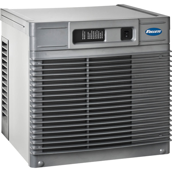 "Follett MCC425ABT Maestro Plus 22"" Top Mount Air Cooled Chewblet Ice Machine - 425 lb. Main Image 1"