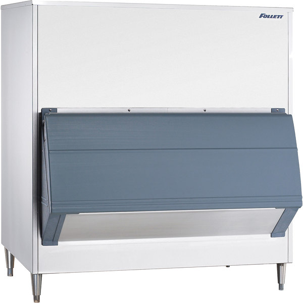Follett SG1010S-48 Upright Ice Storage Bin with SmartGATE - 1000 lb. Main Image 1