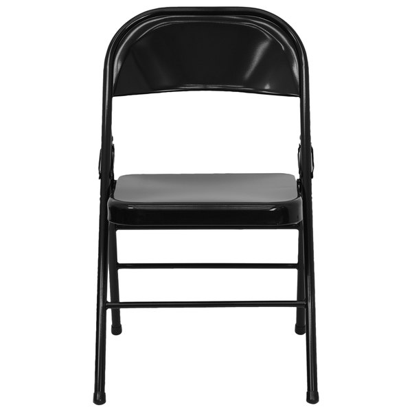 ... Black Metal Folding Chair. Main Picture; Image Preview; Image Preview;  Image Preview