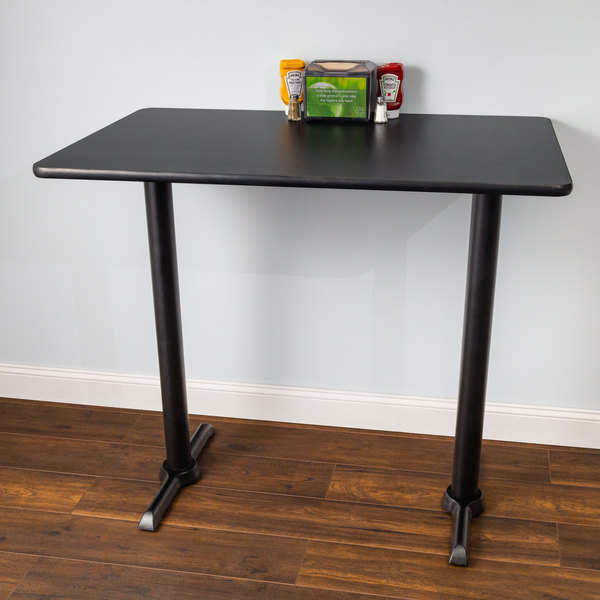 Cherry Black Table Top