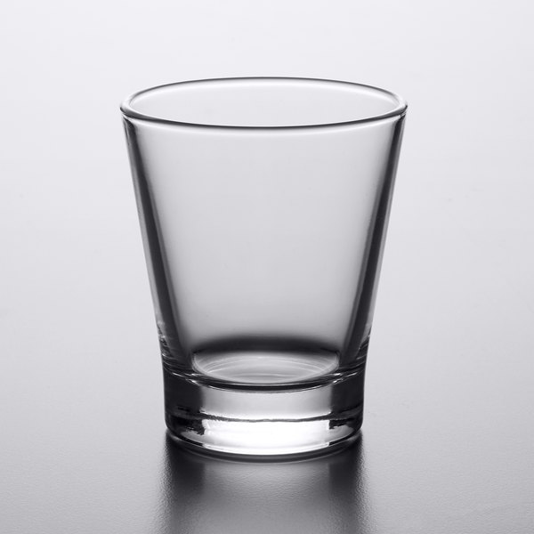 Acopa 3 oz. Shot Glass / Espresso Glass - 12/Case