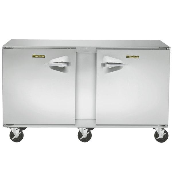 """Traulsen UHT60-LR 60"""" Undercounter Refrigerator - 16.7 Cu. Ft."""
