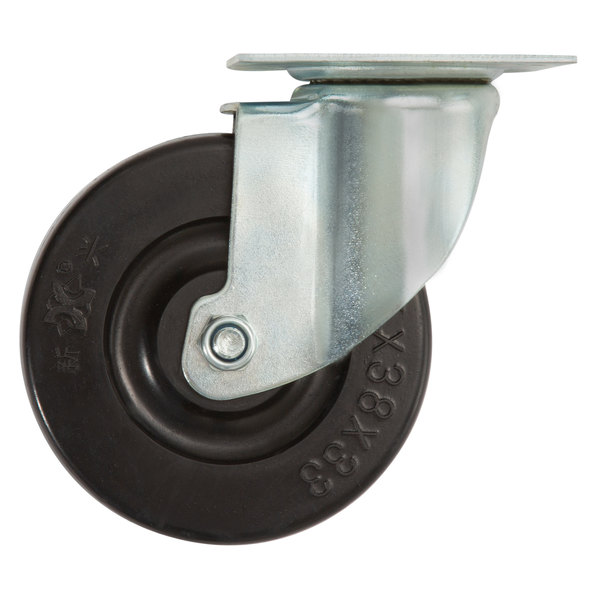"""Cooking Performance Group 302090156 4 3/4"""" Plate Caster for S24, S36, and S60 Series Main Image 1"""