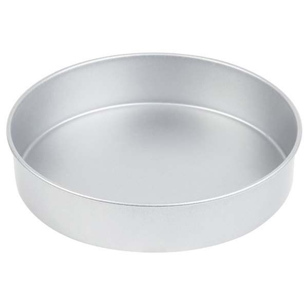 9 inch x 2 inch Round Cake Pan Coated