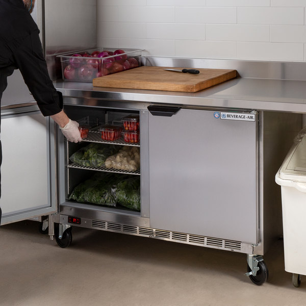 "Beverage-Air UCR48A 48"" Undercounter Refrigerator"